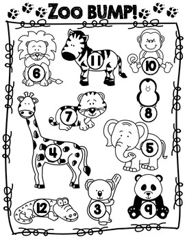 Zoo Animal BUMP!