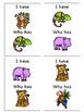 Zoo Animal Card Game