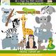 Zoo Animal Clipart
