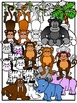 Zoo Clip art- Zoo clipart bundle- Zoo animals clipart