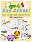Zoo Animal Emergency Substitute Plans