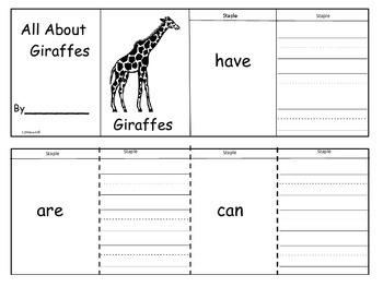 Zoo Animal Flip Flap Books