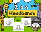 Zoo Animal Headbands