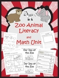 Zoo Animals Kindergarten Distance Learning