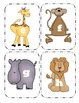Zoo Animal Lowercase Flashcards