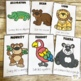 Zoo Animal Movement Cards