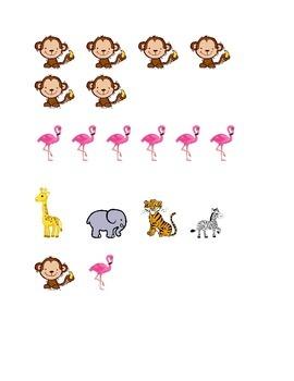 Zoo Animal Patterns