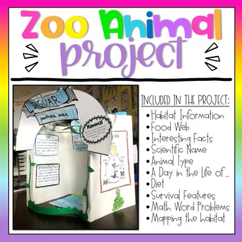 Zoo Animal Project