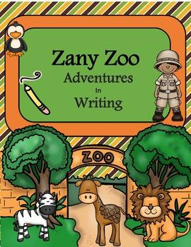 Zany Zoo Animal Adventures in Writing