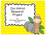 Zoo Animal Research