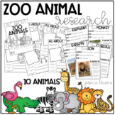 Zoo Animal Research (K-1)