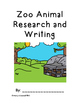 Zoo Animal Research and Writing
