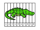 Zoo Animal Sequencing Puzzles