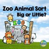 Zoo Animal Sort:  Big or Little