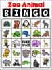 Zoo Animal Vocabulary Cards, Literacy Centers, Games and More.... Mega Bundle