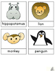 Zoo Animal Word Wall and Literacy Center