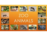 Zoo Animals 1 and Zoo Animals 2: Pictures, diet, habitat, attributes, and babies