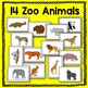 Zoo Animal Literacy Activies