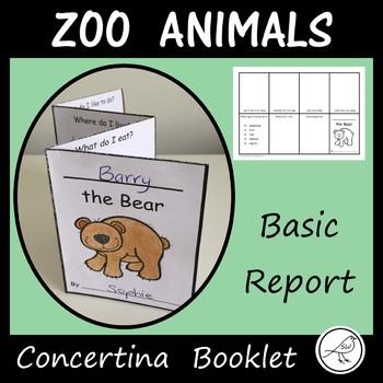 Zoo Animals – Basic Report
