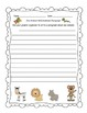 Zoo Animals Book Report Informational Writing Activity