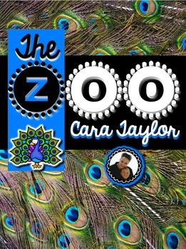 Zoo Animals Comprehension Printables and Activity Packet