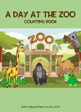 Zoo Animals Counting Book, Special Ed, Interactive Story, Autism