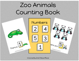 Zoo Animals Counting Books (Adapted Books)