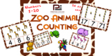 Zoo Animals Counting | Fun Classroom Game
