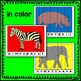 Zoo Animal Alphabet Puzzle Literacy Center