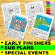 Zoo Animals Hundreds Chart Hidden Pictures