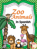 Zoo Animals In Spanish