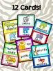 Zoo Unit - Large Animal Cards