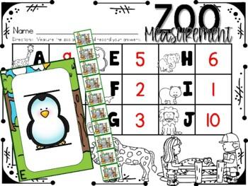 Zoo Animals Measurement