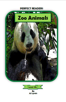 Zoo Animals (PL) Pre-Leveled, Guided Reading Leveled Book