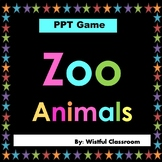 Zoo Animals PPT Game