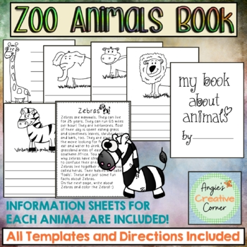 Zoo Animals Project