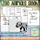 Zoo Animals Book Project