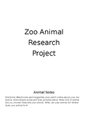 Zoo Animals Projects