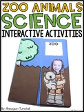 Zoo Animals Science Interactive Activities