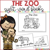 The Zoo - Sight Word Books