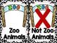 Zoo Animals Sort