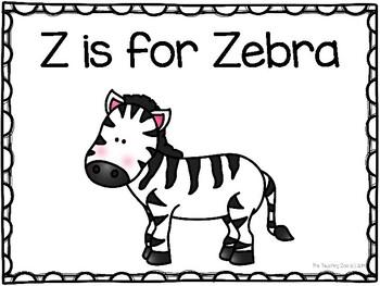 Zoo Animals Theme MEGA Learning Pack
