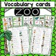 Zoo Vocabulary
