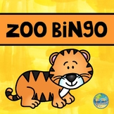 Zoo Animal BINGO and More