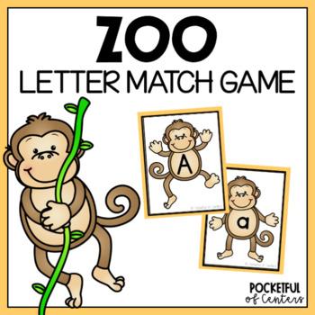 Zoo Beginning Sounds Match