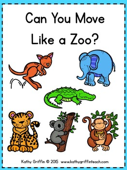 Zoo Book Set