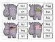 Zoo C-V-C Clip Cards