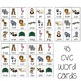 Zoo CVC CVCe Word Game