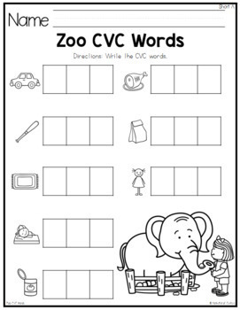 Zoo CVC Sound Boxes