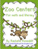 Zoo Centers for Math and Literacy